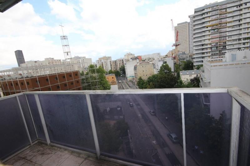Vente appartement Paris 15ème 420000€ - Photo 3