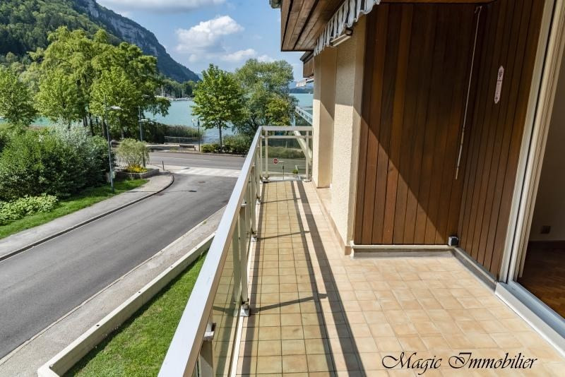 Rental apartment Nantua 790€ CC - Picture 1