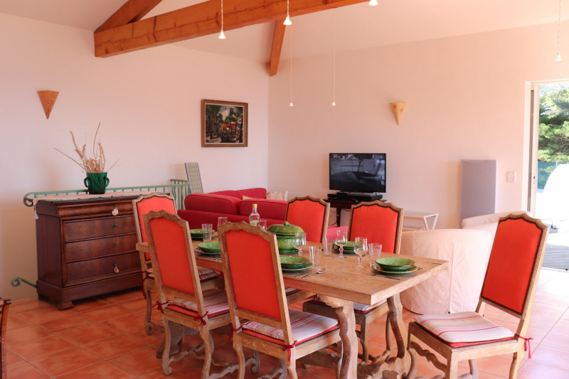 Vacation rental house / villa Cavalaire sur mer 1 500€ - Picture 14