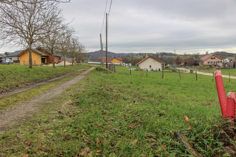 Vente terrain Saint beron 117 000€ - Photo 2