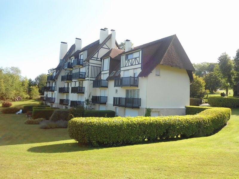 Verkoop  appartement Tourgeville 129600€ - Foto 1
