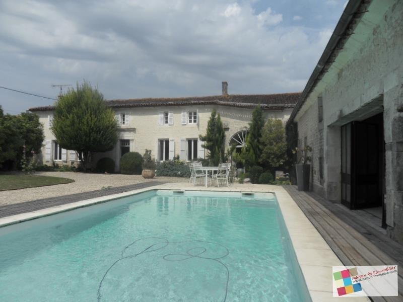 Vente maison / villa Salles d angles 424000€ - Photo 1