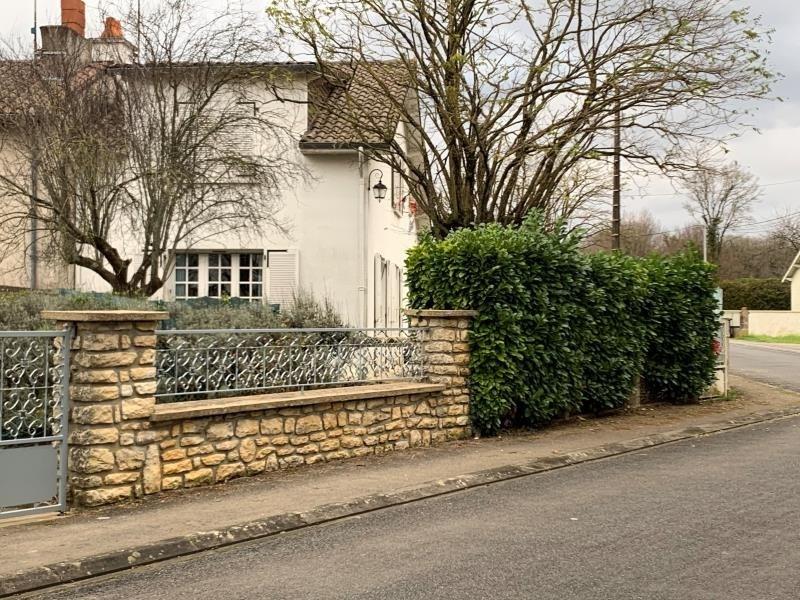 Vente maison / villa Roches premarie andille 120000€ - Photo 1