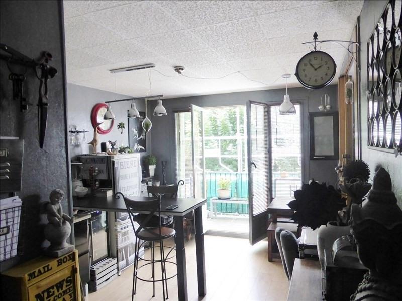 Sale apartment Crepy en valois 107000€ - Picture 1