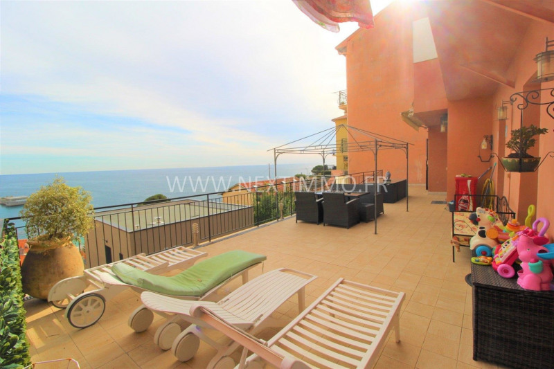 Deluxe sale apartment Cap-d'ail 787 500€ - Picture 1
