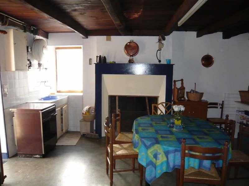 Vente maison / villa Pamproux 38500€ - Photo 4