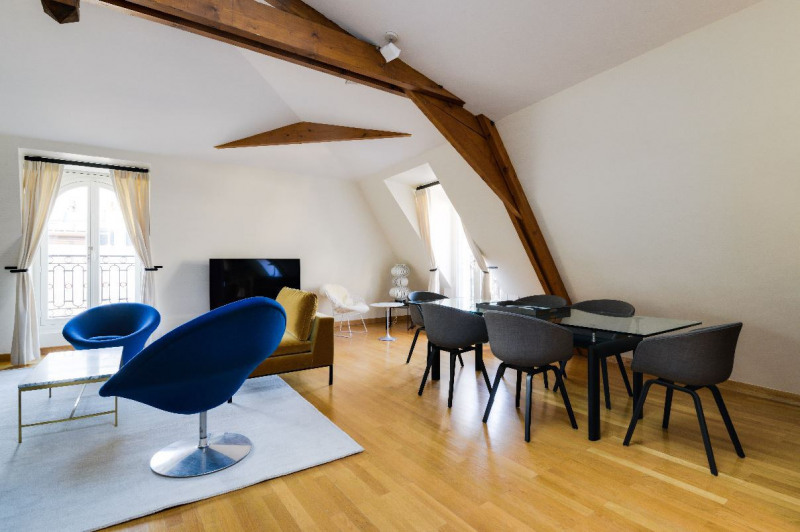 Location appartement Paris 16ème 4 400€ CC - Photo 1