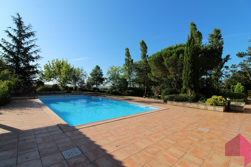 Deluxe sale house / villa Quint fonsegrives 722 000€ - Picture 2