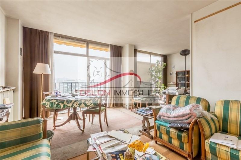 Revenda apartamento Paris 15ème 640000€ - Fotografia 3