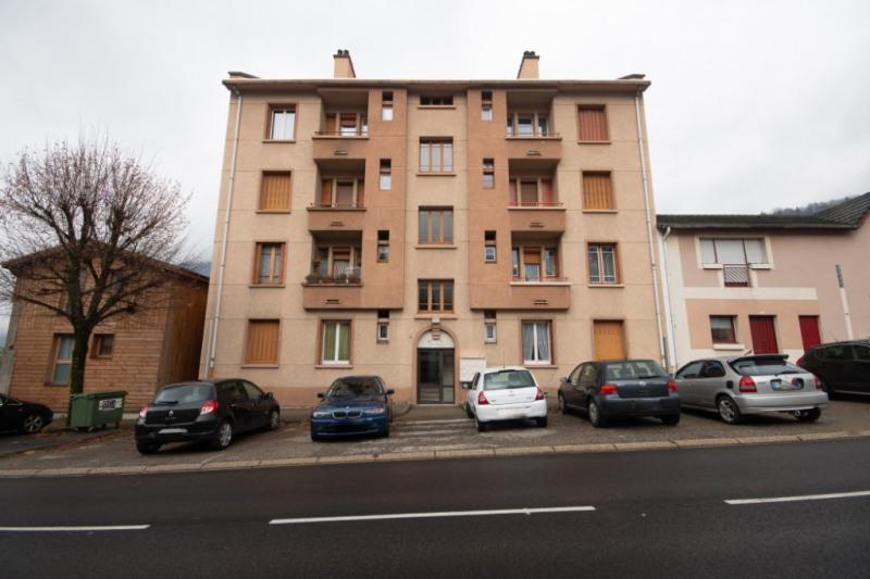Vente appartement Allevard 135000€ - Photo 8