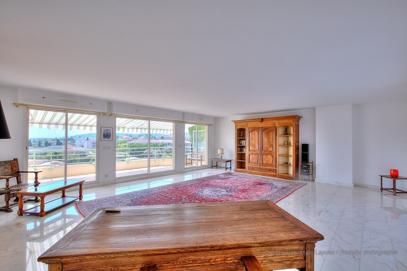 Deluxe sale apartment Antibes 895000€ - Picture 2