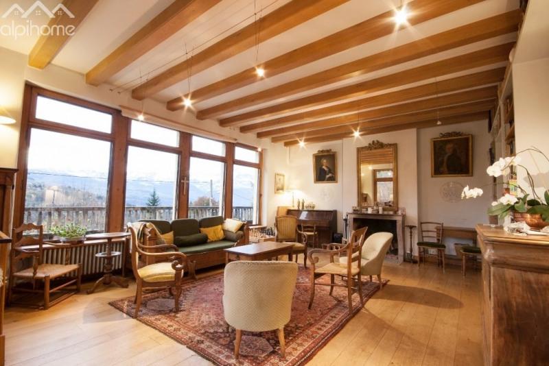 Deluxe sale house / villa Saint gervais les bains 990000€ - Picture 3