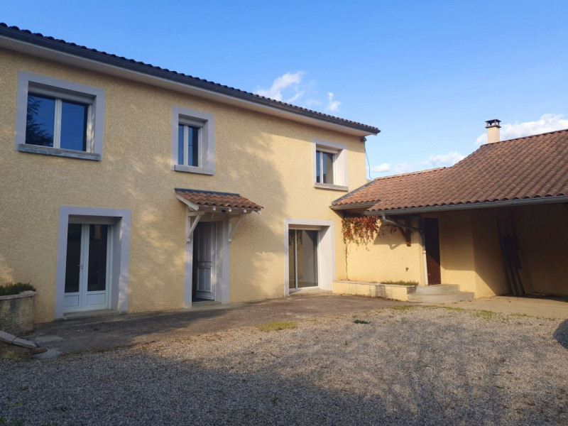 Revenda casa Montseveroux 247000€ - Fotografia 2