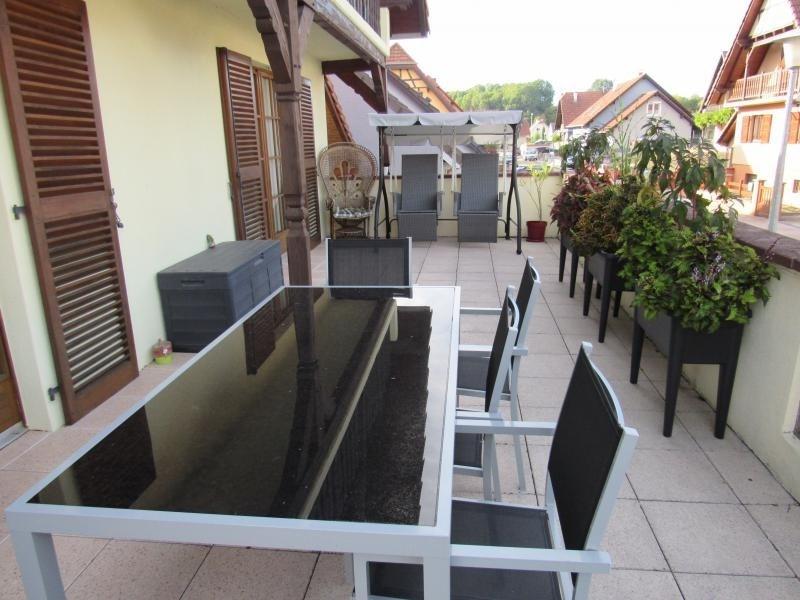 Sale house / villa Mothern 258000€ - Picture 5