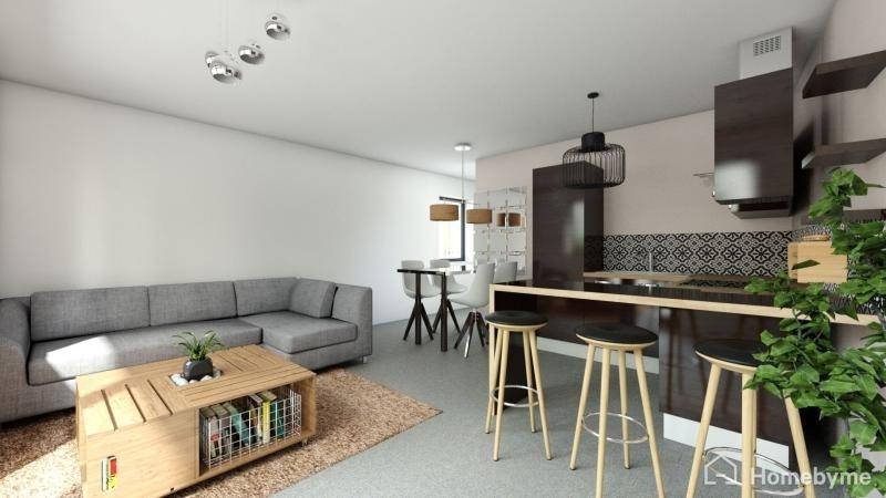 Sale apartment Annemasse 289000€ - Picture 2