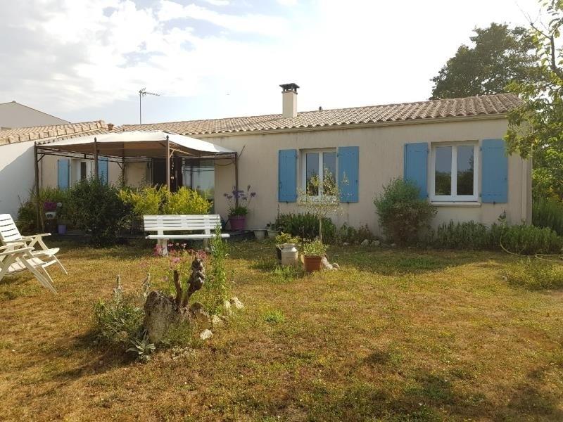 Vente maison / villa Le thou 273780€ - Photo 1