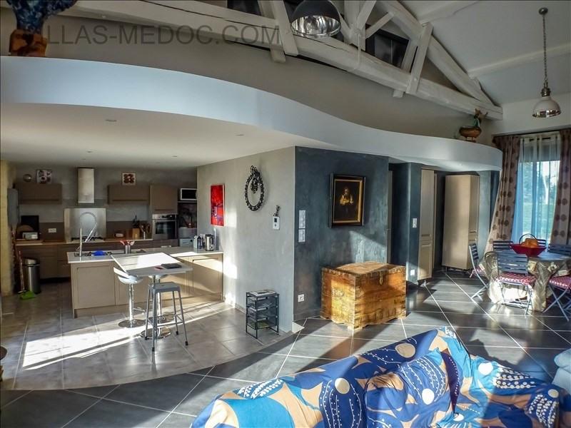 Vente maison / villa Jau dignac et loirac 338000€ - Photo 5