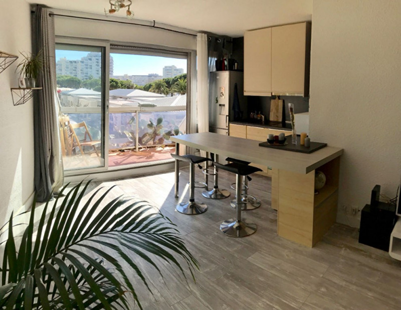 Sale apartment Carnon plage 232 000€ - Picture 1