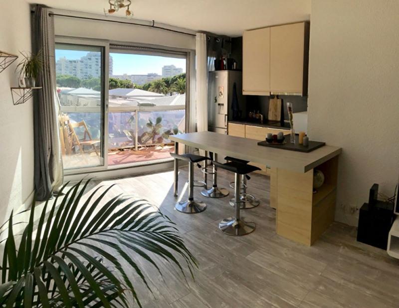 Vente appartement Carnon plage 232000€ - Photo 1