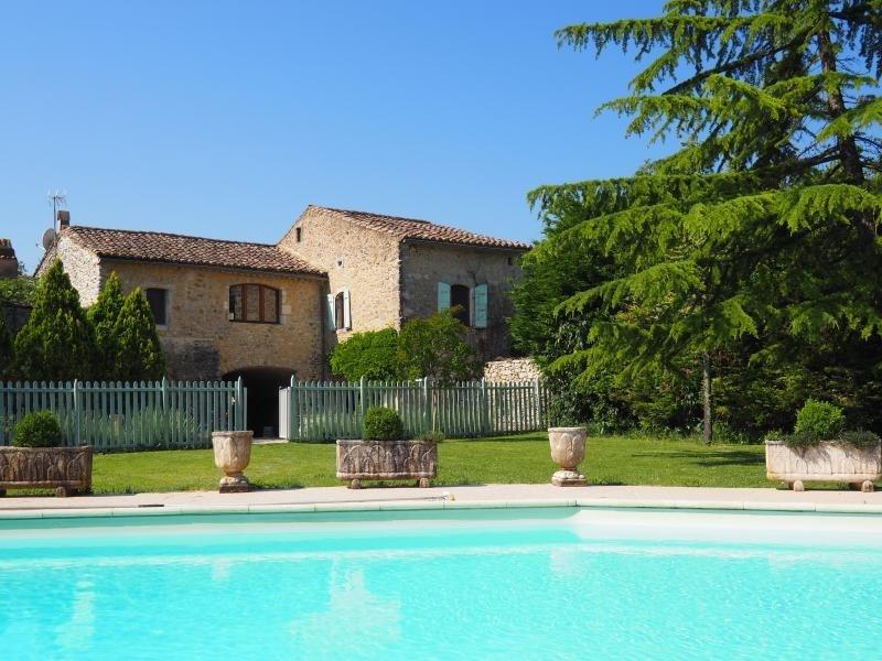 Immobile residenziali di prestigio casa Uzes 897750€ - Fotografia 10