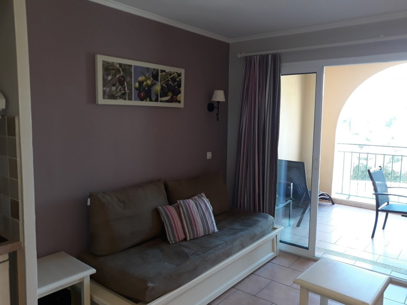 Location vacances appartement Les issambres 575€ - Photo 13