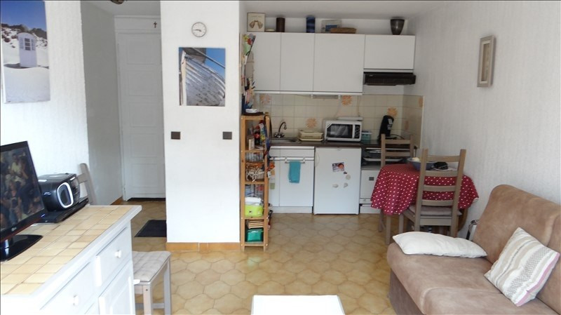 Investment property apartment Cavalaire 163 000€ - Picture 2