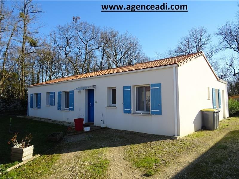 Vente maison / villa La creche 221800€ - Photo 2