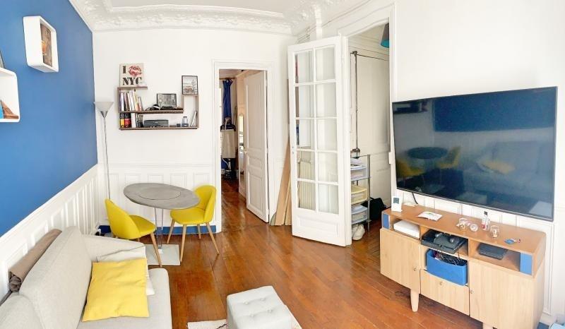 Sale apartment Paris 18ème 409000€ - Picture 4