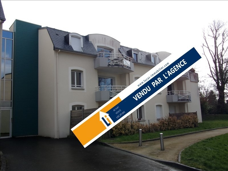 Vente appartement Chateaubourg 124020€ - Photo 1