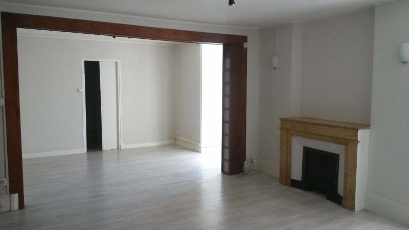 Rental apartment Vienne 600€ CC - Picture 1