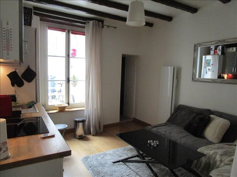 Sale apartment Versailles 200000€ - Picture 2