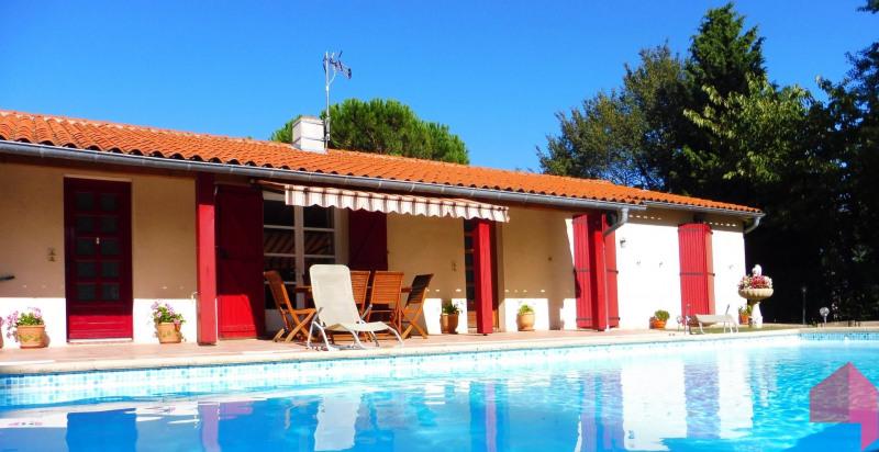 Sale house / villa Labastide beauvoir 388500€ - Picture 1