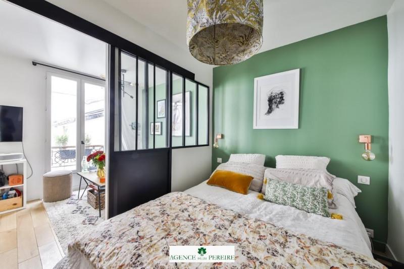 Sale apartment Paris 17ème 330000€ - Picture 3