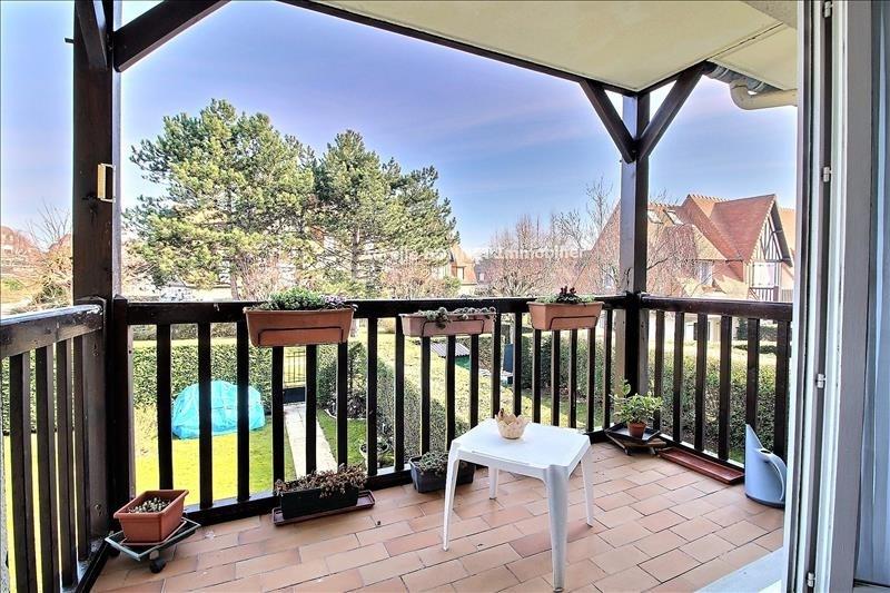 Vente appartement Deauville 275600€ - Photo 3