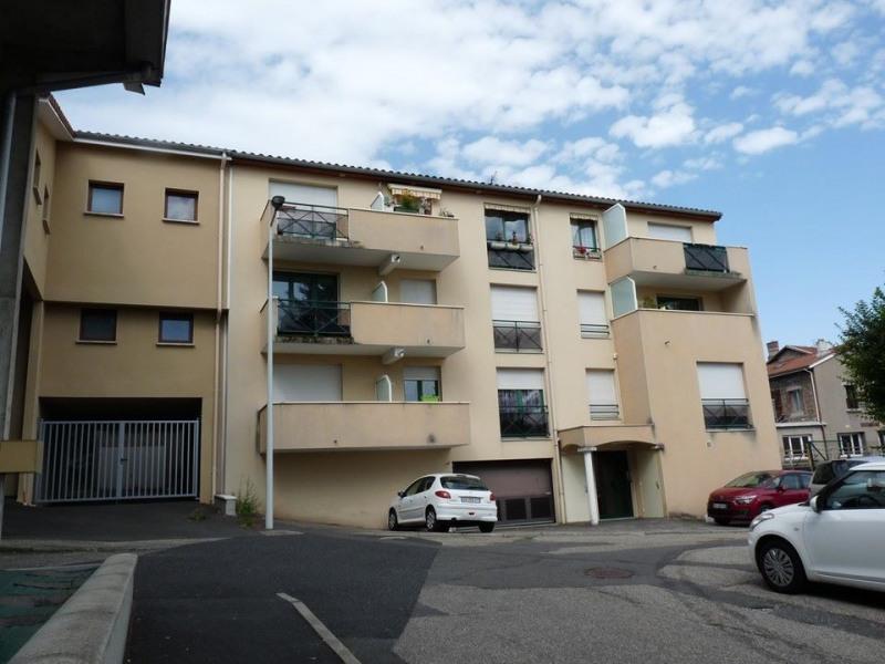 Venta  apartamento Roche-la-moliere 92000€ - Fotografía 1
