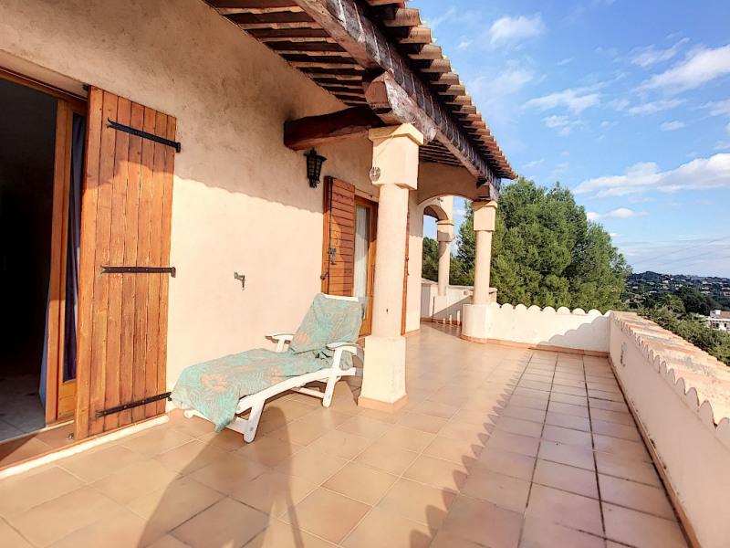Deluxe sale house / villa Cagnes sur mer 849000€ - Picture 2