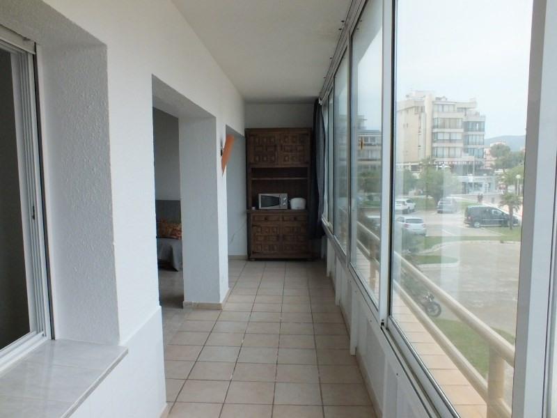 Location vacances appartement Roses santa - margarita 400€ - Photo 7