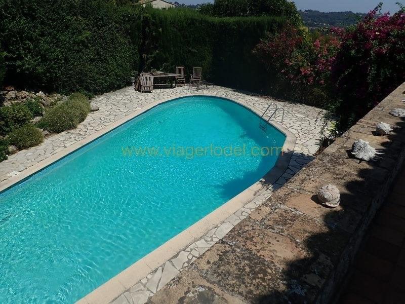 Life annuity house / villa La colle-sur-loup 310000€ - Picture 8