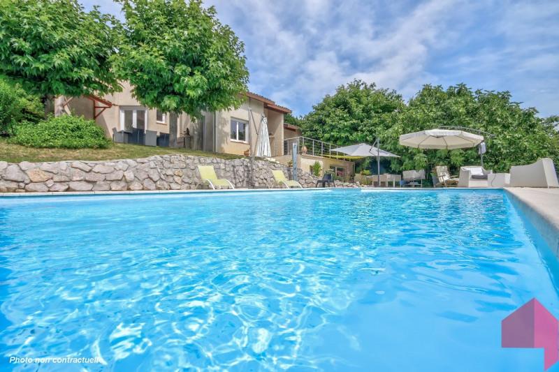 Deluxe sale house / villa Montrabe 599000€ - Picture 2