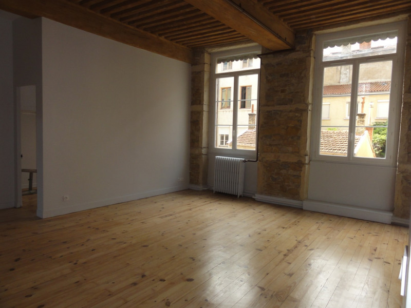 Vente appartement Lyon 4ème 550 000€ - Photo 3