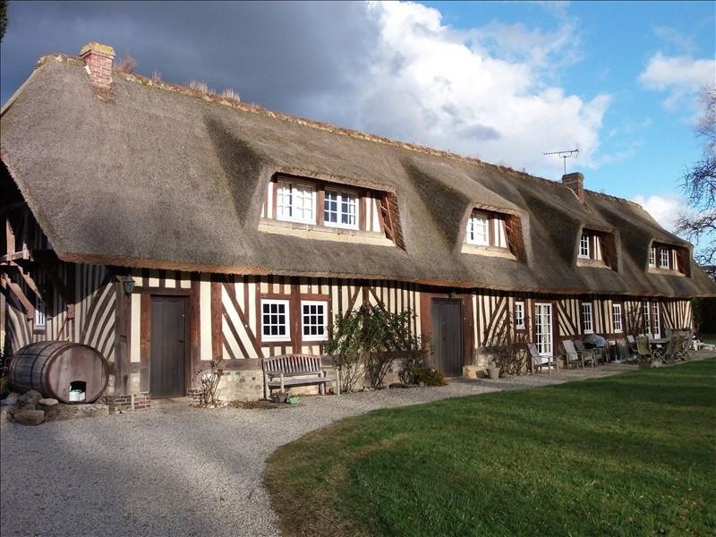 Deluxe sale house / villa Vauville 830000€ - Picture 1