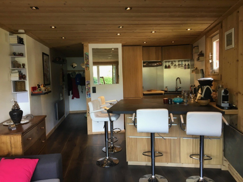Vente appartement Praz sur arly 178 000€ - Photo 1