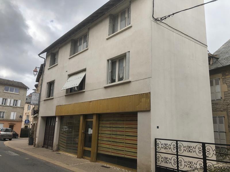 Vente immeuble Laissac 115850€ - Photo 1