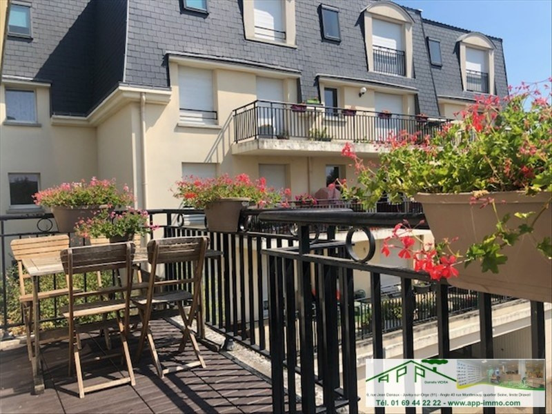 Vente appartement Draveil 350 000€ - Photo 2