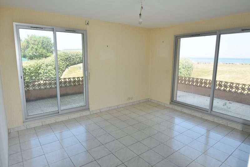 Sale apartment Grandcamp maisy 139 000€ - Picture 2