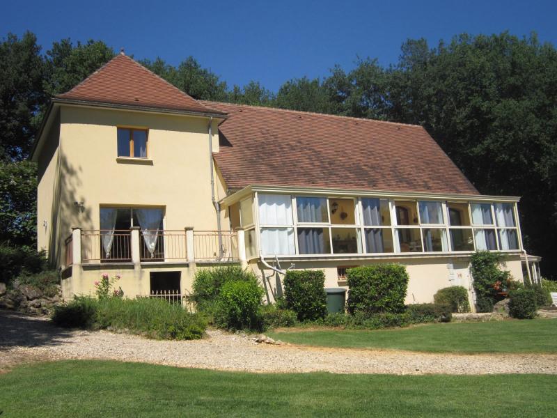 Vente maison / villa Siorac-en-perigord 275600€ - Photo 2