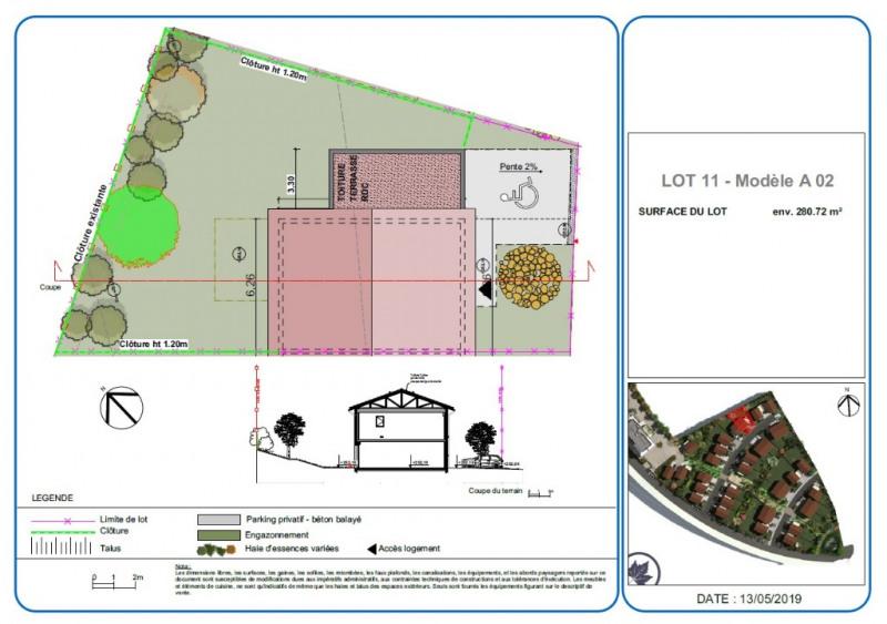 Sale house / villa L isle d'abeau 255200€ - Picture 4