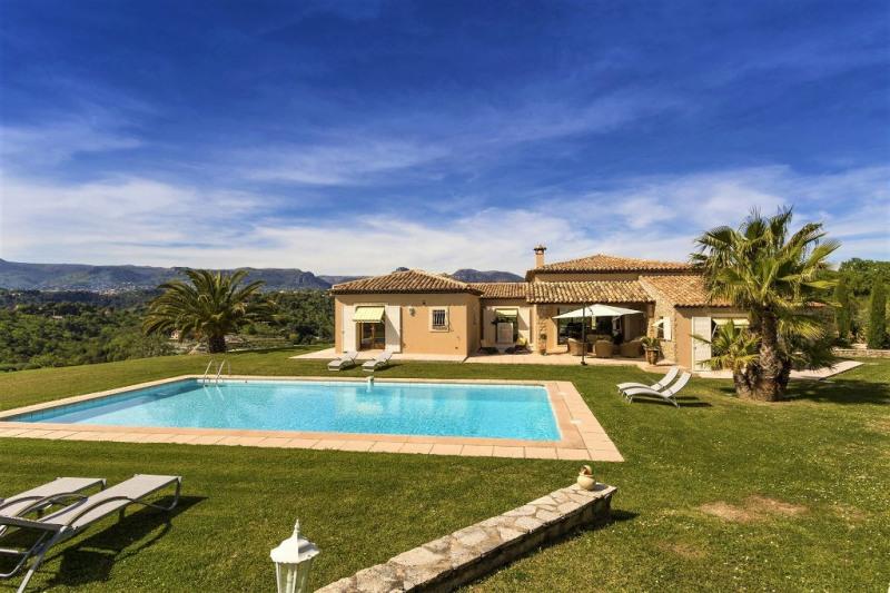 Vente de prestige maison / villa Cagnes sur mer 1395000€ - Photo 1
