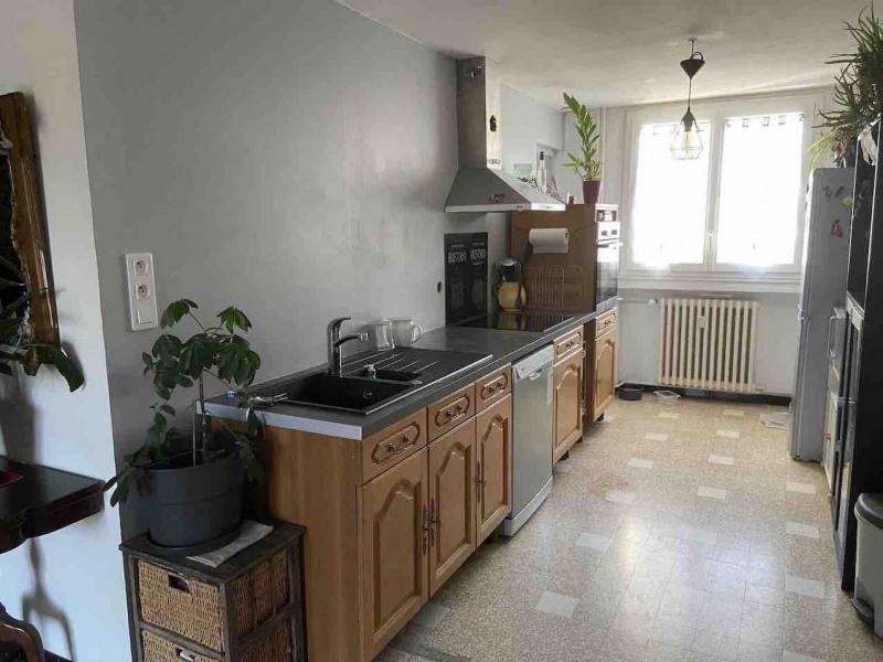 Vendita appartamento Unieux 82000€ - Fotografia 1