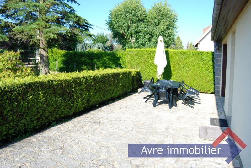 Sale house / villa Verneuil d avre et d iton 169000€ - Picture 2